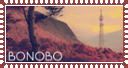 Bonobo Music Love - Stamp by barish-ki-boond