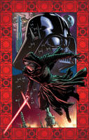 Kylo Ren from Star Wars: The Force Awakens by boognish420