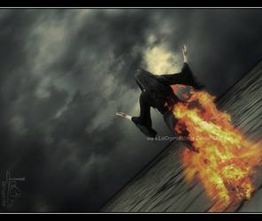 Firey by LaCrymaMosa