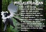 MASSASAUGACLAN WANTS YOU by AnimalCartoons