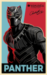 Black Panther. Vec8or by Vec8or