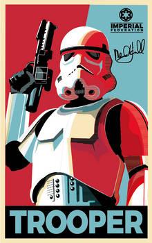 Storm Trooper. Vec8or
