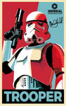 Storm Trooper. Vec8or by Vec8or