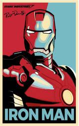Ironman. Vec8or