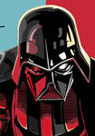 Darth Vader Detail Vec8or by Vec8or
