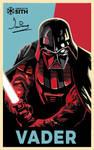 Darth Vader. Vec8or