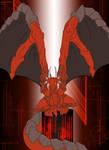 Soma's Dragon transformation complete