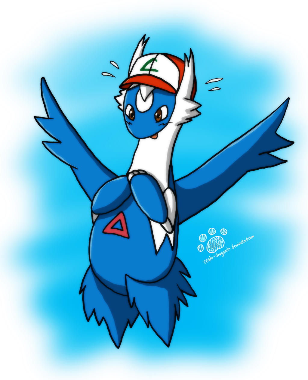 how to get for latios pokemon heartgold