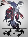 Pokemon fusion: Talug