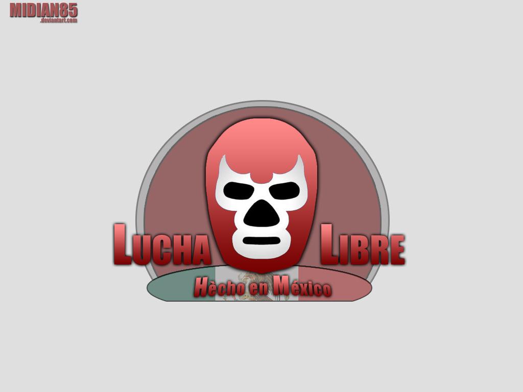 Lucha Libre Wallpaper By Midian85 On Deviantart