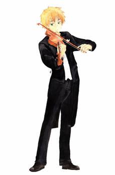 Violinist - Sweet Serenade