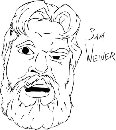 Sam the Man by smartmouthstudios