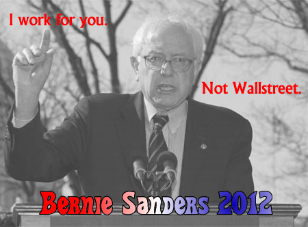 Bernie Sanders 2012, 4 by smartmouthstudios