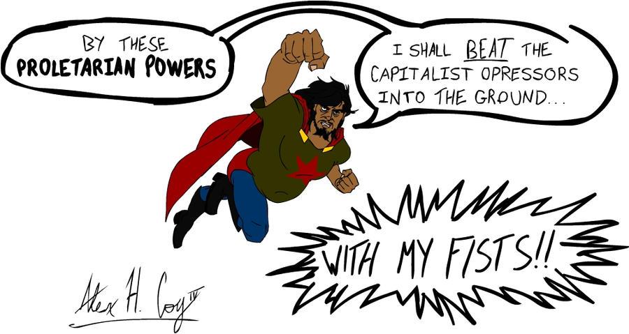 Super Socialist by smartmouthstudios
