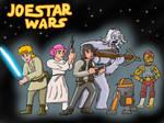 Joestar Wars