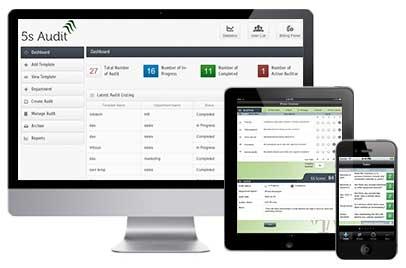 5s audit checklist template