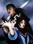 WoT: Lan and Moiraine