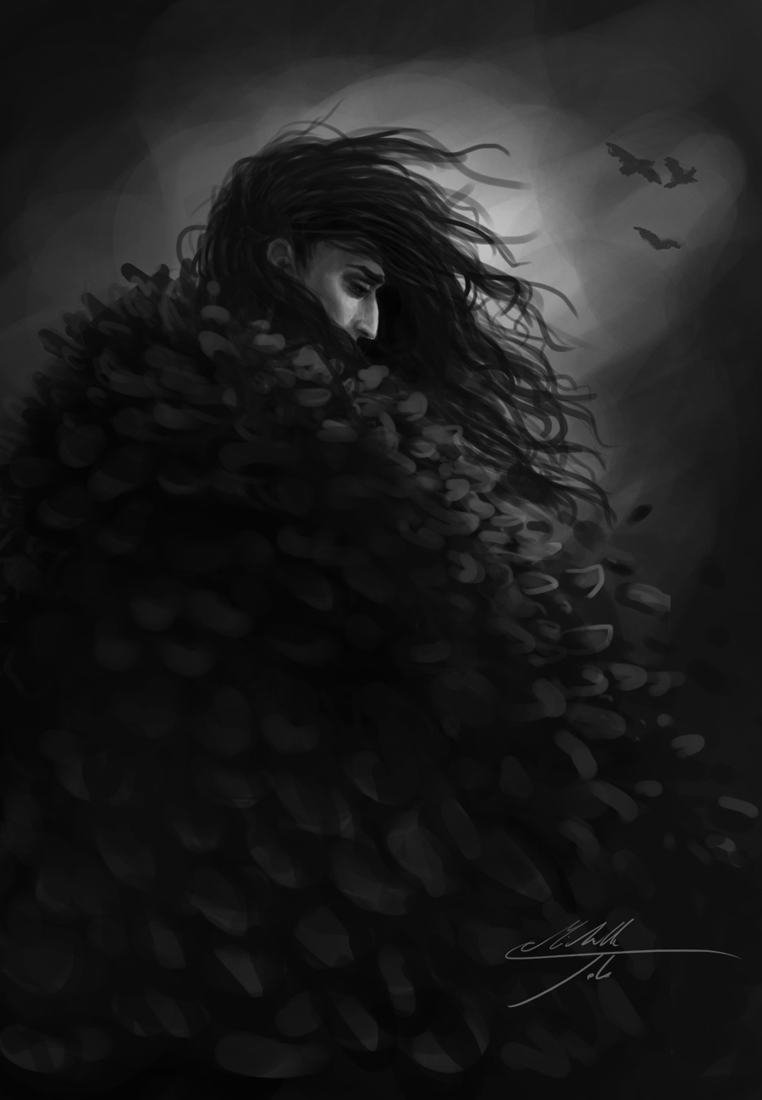 The Crowman by Manweri