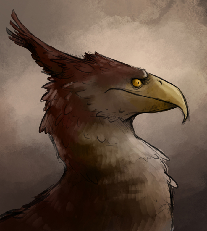 Griffin by Manweri