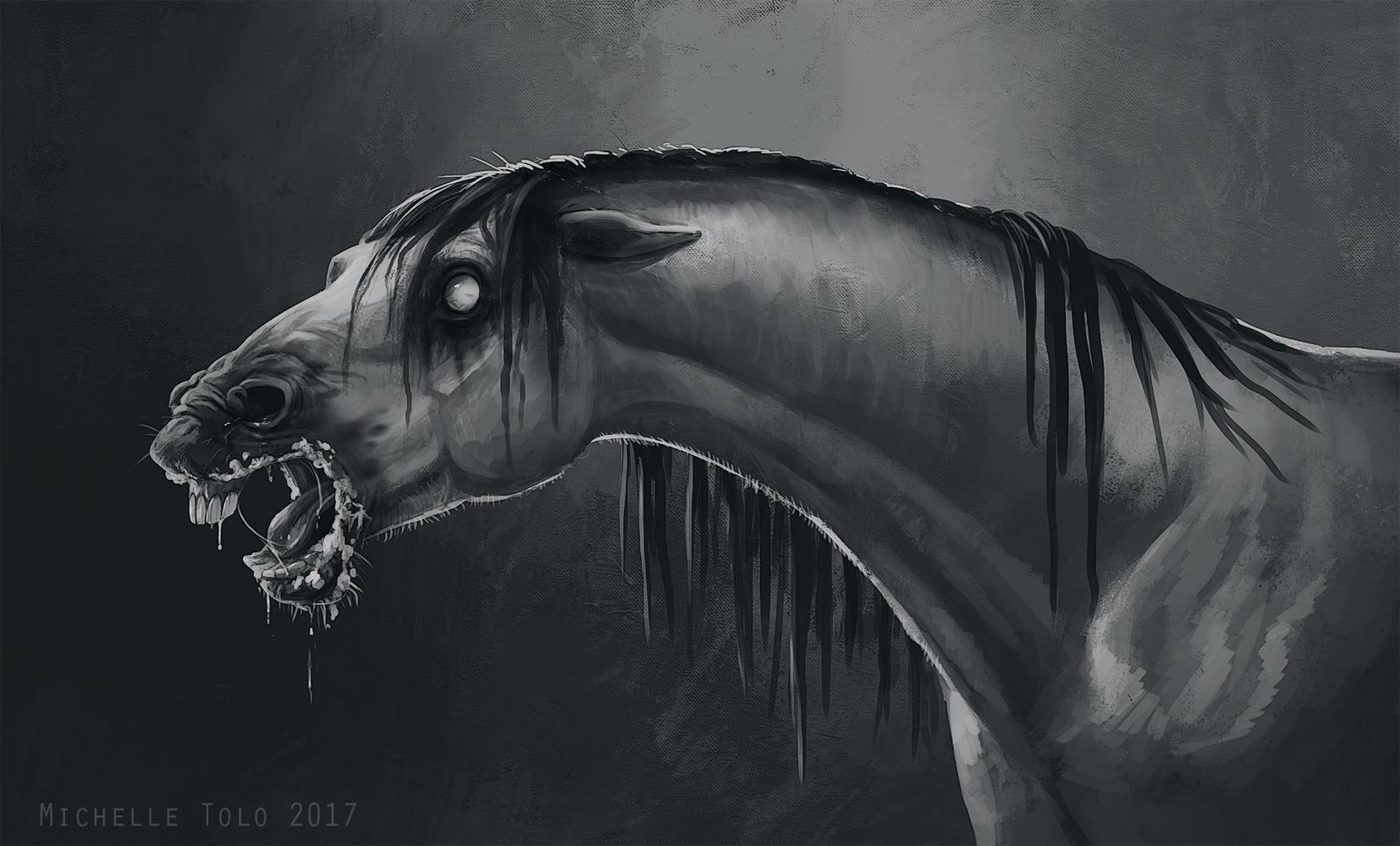 Nightmare by Manweri
