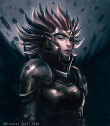 Warrior Angel by Manweri