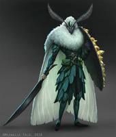 CDChallenge: Insect Warrior