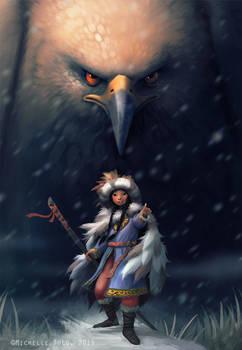 CDChallenge: Mongolian Eagle Hunter