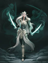 CDChallenge: Elf Warrior