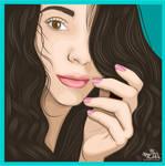Carla Vector Art by RCH21