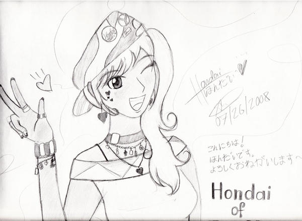 Hondai of TrueMagic by Hondai