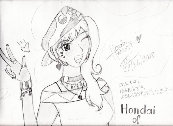 Hondai of TrueMagic by Hondai