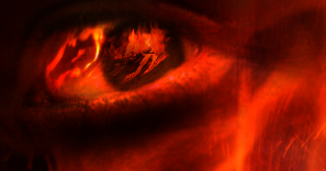 eye of the fire by flamex1991
