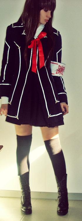 Cosplay - Yuki Vampire...