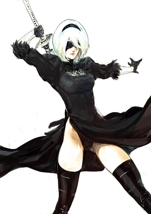 2B Without BG by MatoelGrande