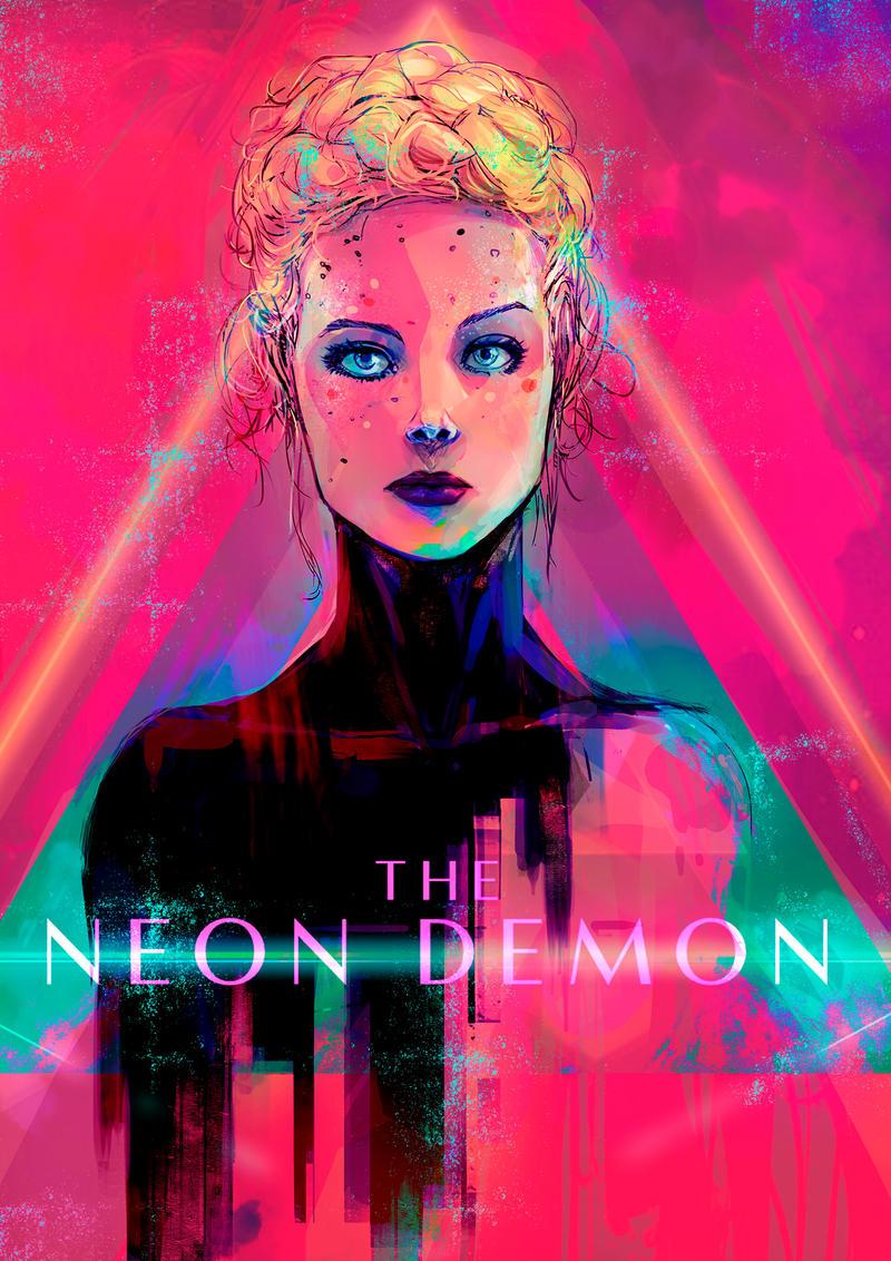 The Neon Demon by MatoelGrande