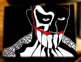 Finn Balor | The Demon by CommanderDesu