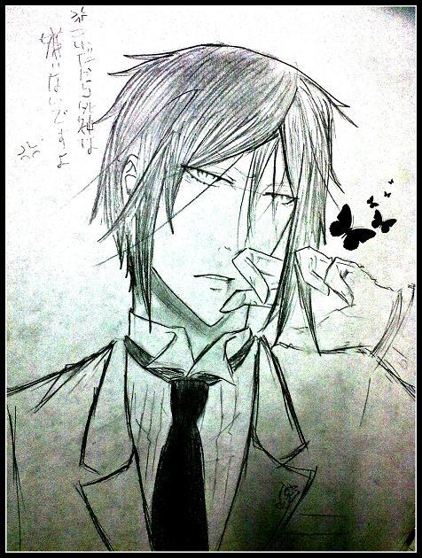 sebastian by kuroshishiro