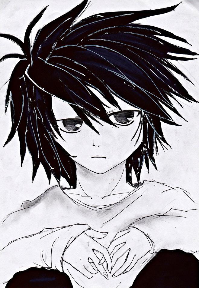L by kuroshishiro
