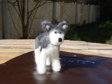 Fleece Husky by VsubAS