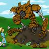 mr roboto by lukehumphris