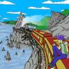 Adventure Scape by lukehumphris