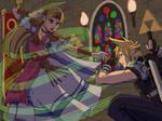 Zelda vs CLoud