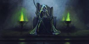 Sylvanas the Banshee Queen