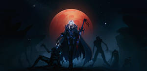 WOW: Blood Elf Death Knight