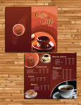 coffee menu design by gLympsea