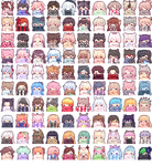 Scarf Icon Wall - updated 4.19.17 - Completed -