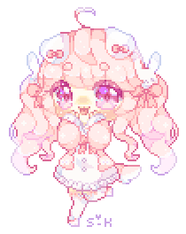 pink pupper