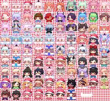 Derp Icon Wall - update 1.21.19 - by Shirouu-kun