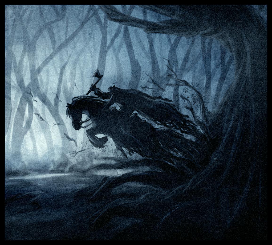 The Misadventures Of The Halloweenut The Hessian Rider: Headless Horseman By Mirchiz On DeviantArt