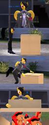 [SFM] a box by ianmata1998